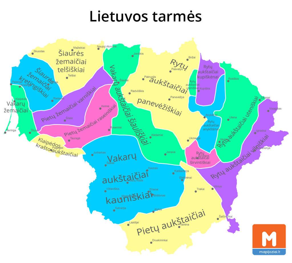 Lietuvos tarmės