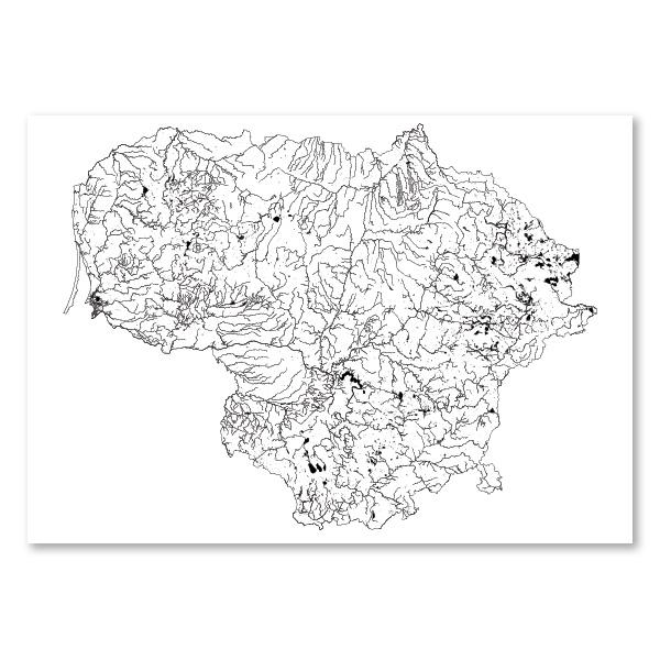 Lietuvos vandenys (baltas)