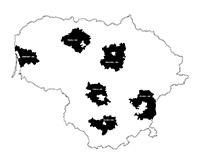 Žiedinės savivaldybės
