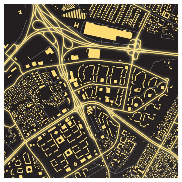 Žemėlapio fragmentas